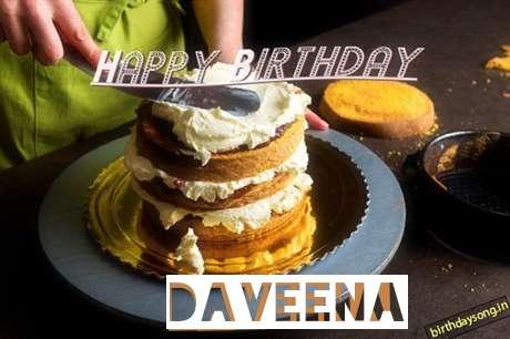 Happy Birthday to You Daveena