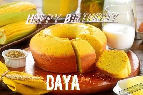 Daya Birthday Celebration