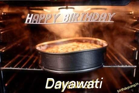 Happy Birthday Dayawati