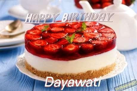 Dayawati Birthday Celebration