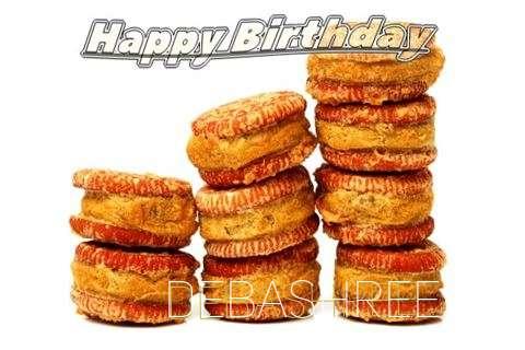 Happy Birthday Cake for Debashree