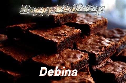 Birthday Images for Debina
