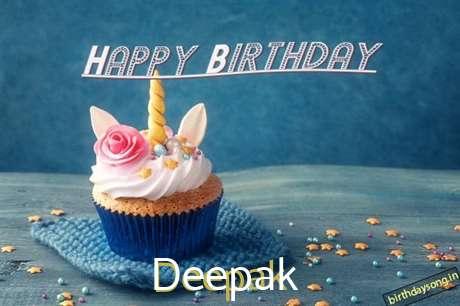 Happy Birthday Deepak