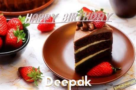 Birthday Images for Deepak