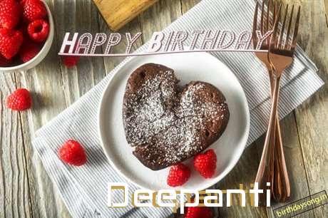 Happy Birthday to You Deepanti