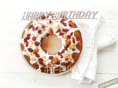 Happy Birthday Wishes for Deepika