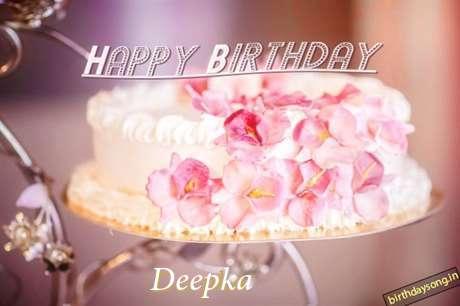 Happy Birthday Wishes for Deepka