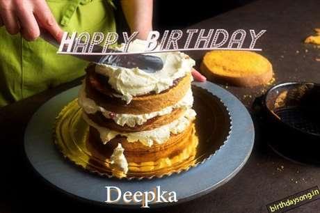 Happy Birthday to You Deepka