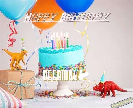 Birthday Images for Deepmala