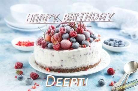 Happy Birthday Deepti