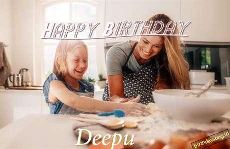 Birthday Images for Deepu