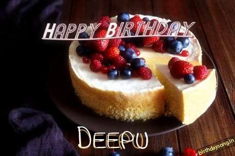 Happy Birthday Wishes for Deepu