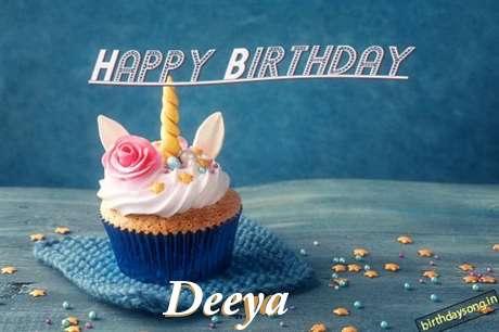 Happy Birthday Deeya