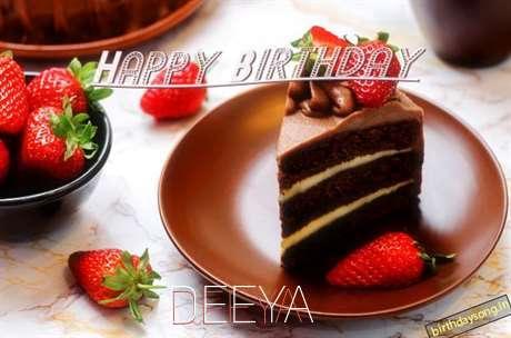 Birthday Images for Deeya