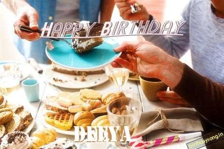 Happy Birthday to You Deeya