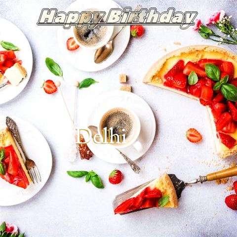 Happy Birthday Delhi
