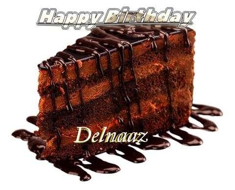 Happy Birthday to You Delnaaz