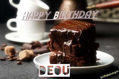 Deou Birthday Celebration
