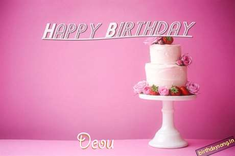 Deou Cakes