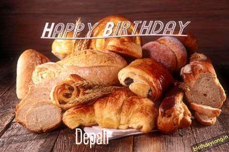 Happy Birthday to You Depali