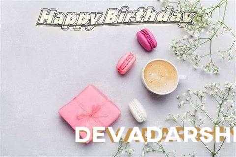 Happy Birthday Devadarshini Cake Image