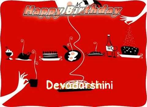 Happy Birthday Wishes for Devadarshini