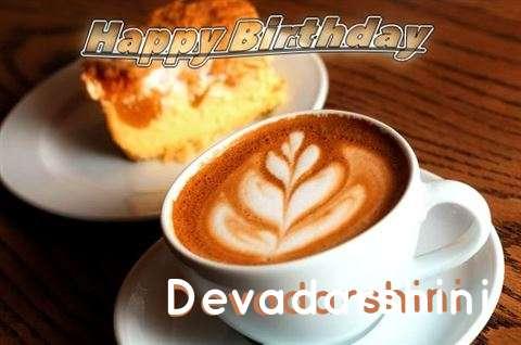 Happy Birthday Cake for Devadarshini