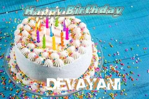 Happy Birthday Wishes for Devayani