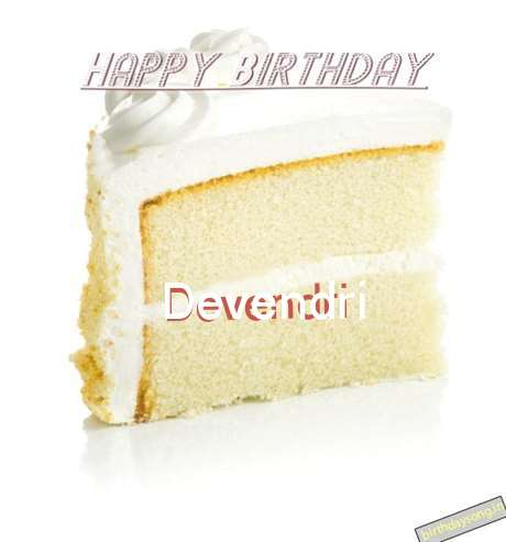 Happy Birthday Devendri