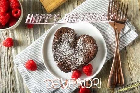 Happy Birthday to You Devendri