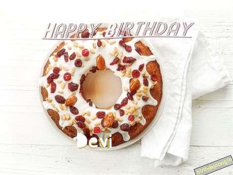 Happy Birthday Wishes for Devi