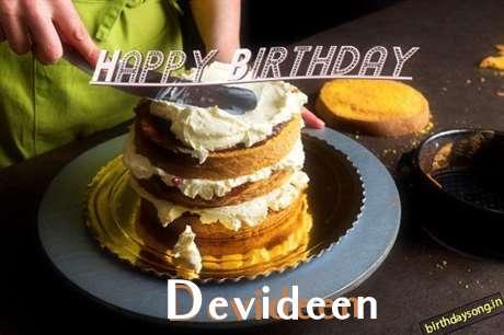Happy Birthday to You Devideen