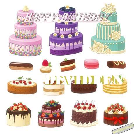 Devideen Cakes