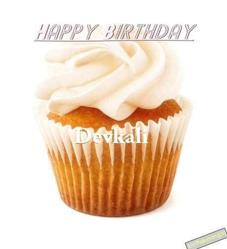 Happy Birthday Wishes for Devkali