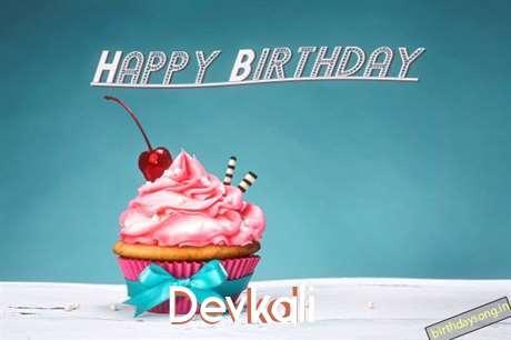 Happy Birthday to You Devkali