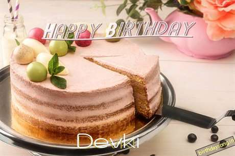 Devki Cakes