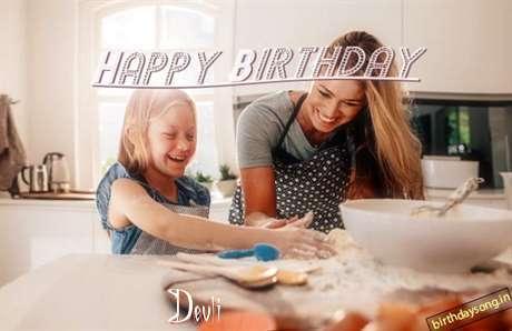 Birthday Images for Devli