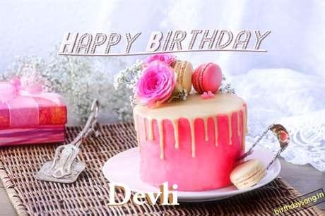 Happy Birthday to You Devli