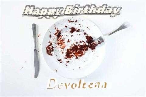 Birthday Wishes with Images of Devoleena