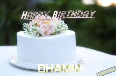 Wish Dhamini