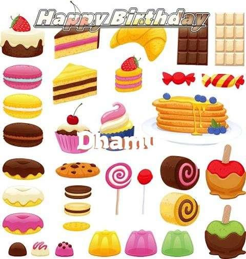 Happy Birthday to You Dhamu
