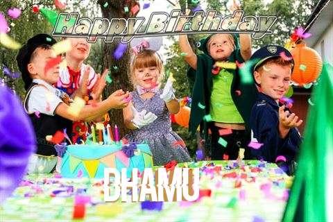 Wish Dhamu