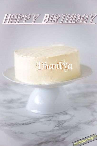 Birthday Images for Dhaniya