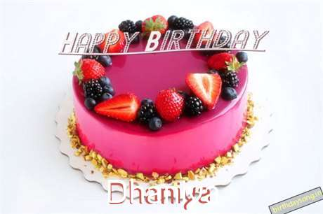 Wish Dhaniya