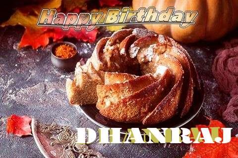 Happy Birthday Dhanraj