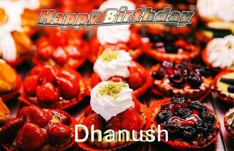 Dhanush Birthday Celebration