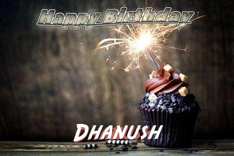 Wish Dhanush