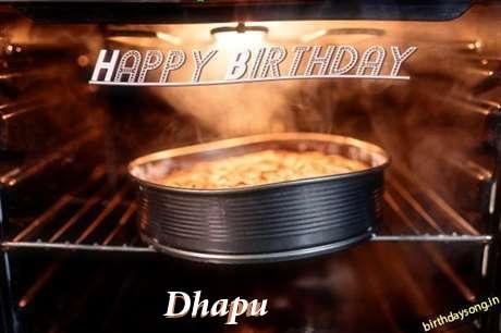 Happy Birthday Dhapu