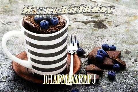 Happy Birthday Dharmavarapu Cake Image