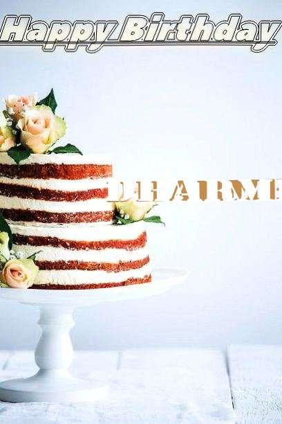 Happy Birthday Dharmendra Cake Image
